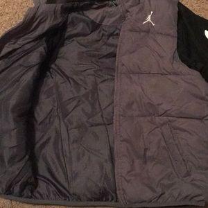"d5a0c093d82370 Jordan Jackets   Coats - Boys Medium ""Air Jordan"" winter jacket"